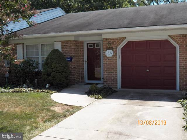 1034 Benjamin Place #19, HAGERSTOWN, MD 21742 (#MDWA167312) :: ExecuHome Realty