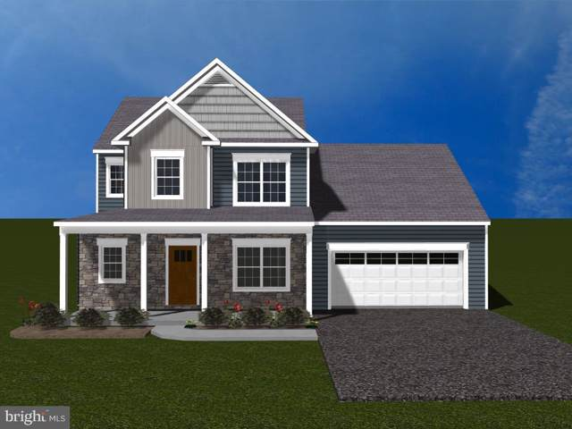 107 Lakeside Crossing #110, MOUNT JOY, PA 17552 (#PALA138808) :: John Smith Real Estate Group