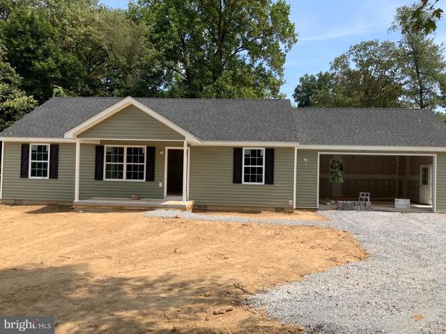 Lot 13 Minister Drive, MARTINSBURG, WV 25405 (#WVBE170620) :: The Sky Group