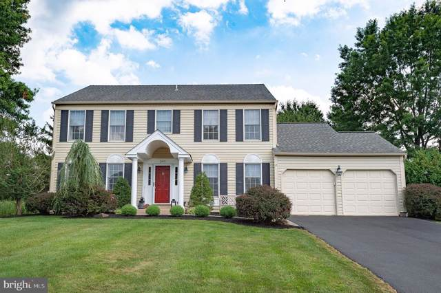 2405 Thyme Court, JAMISON, PA 18929 (#PABU478106) :: ExecuHome Realty