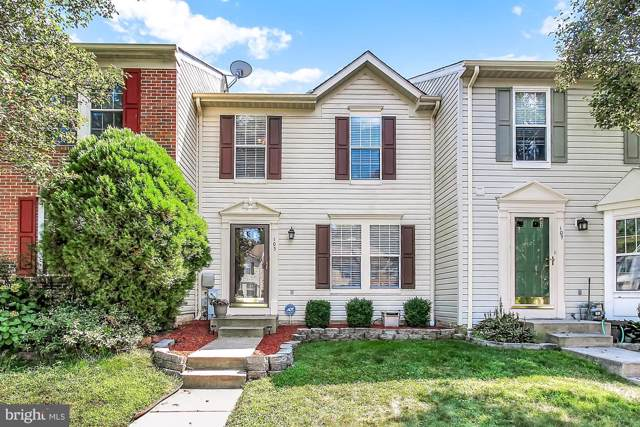 105 Paden Court, FOREST HILL, MD 21050 (#MDHR237770) :: Keller Williams Pat Hiban Real Estate Group