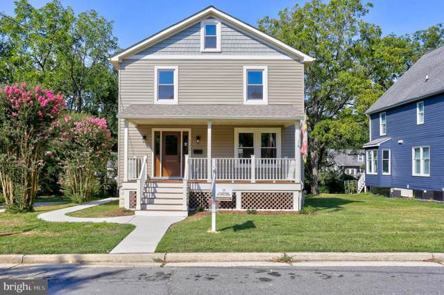 122 Sanford Avenue, BALTIMORE, MD 21228 (#MDBC469624) :: ExecuHome Realty