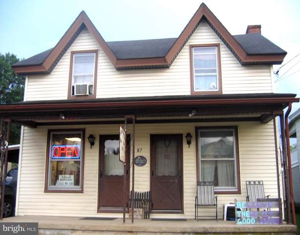 87 E Main Street, REINHOLDS, PA 17569 (#PALA138822) :: The Craig Hartranft Team, Berkshire Hathaway Homesale Realty