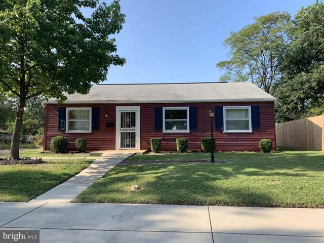 1712 Manning Road, GLEN BURNIE, MD 21061 (#MDAA410850) :: The Maryland Group of Long & Foster Real Estate