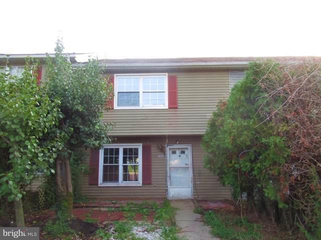 542 Blaker Drive, EAST GREENVILLE, PA 18041 (#PAMC622460) :: Erik Hoferer & Associates
