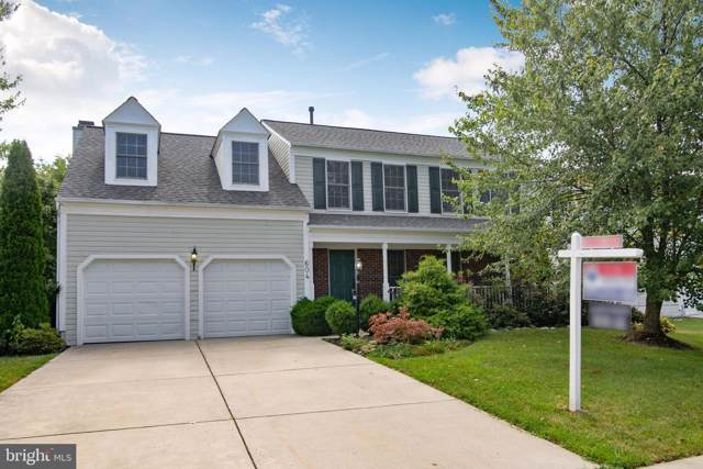 604 Swallowtail Drive, FREDERICK, MD 21703 (#MDFR252262) :: AJ Team Realty