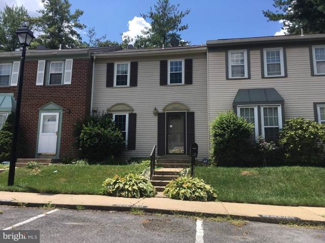 15927 Dorset Road #198, LAUREL, MD 20707 (#MDPG540818) :: The Miller Team