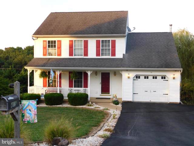 415 Michigan Drive, FALLING WATERS, WV 25419 (#WVBE170634) :: The Sky Group