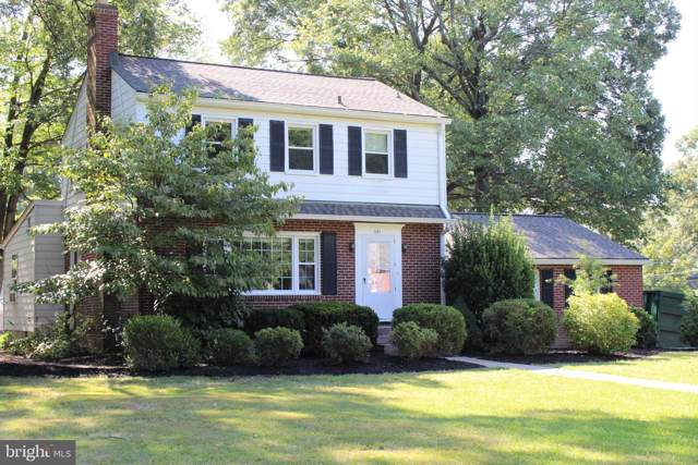 321 S Law Street, ABERDEEN, MD 21001 (#MDHR237778) :: ExecuHome Realty