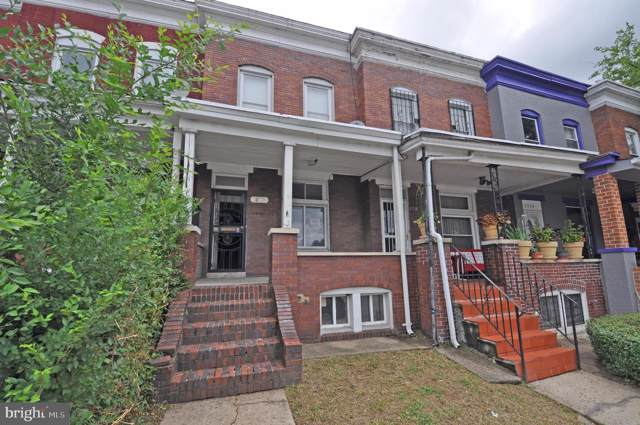 2720 Kinsey Avenue, BALTIMORE, MD 21223 (#MDBA481226) :: The Gold Standard Group
