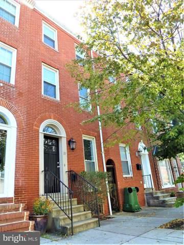 33 S Ann Street, BALTIMORE, MD 21231 (#MDBA481240) :: Great Falls Great Homes