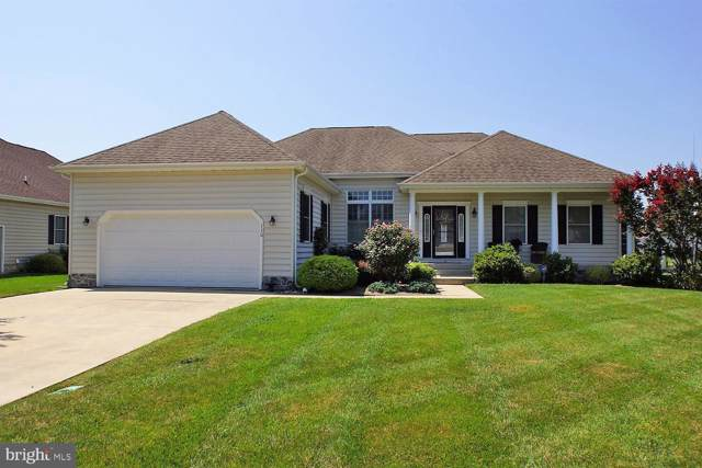 110 Stone Ridge Drive, DOVER, DE 19901 (#DEKT231934) :: The Dailey Group