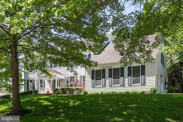 9701 Rugby Court, ELLICOTT CITY, MD 21042 (#MDHW269208) :: ExecuHome Realty