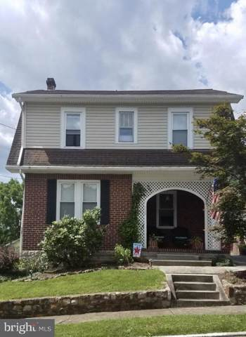 118 Wilmont Avenue, CUMBERLAND, MD 21502 (#MDAL132522) :: Blue Key Real Estate Sales Team