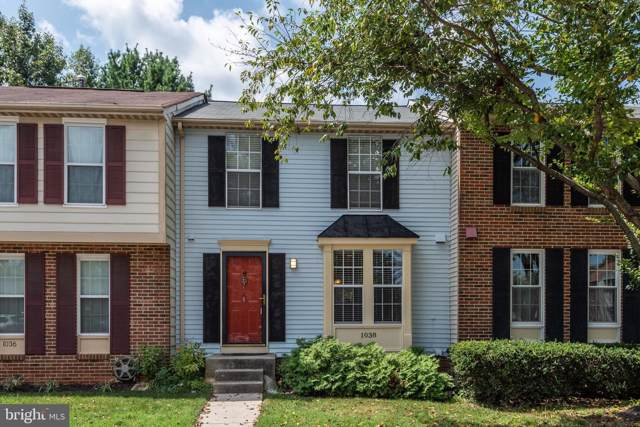 1038 Bayridge Terrace, GAITHERSBURG, MD 20878 (#MDMC675618) :: Dart Homes