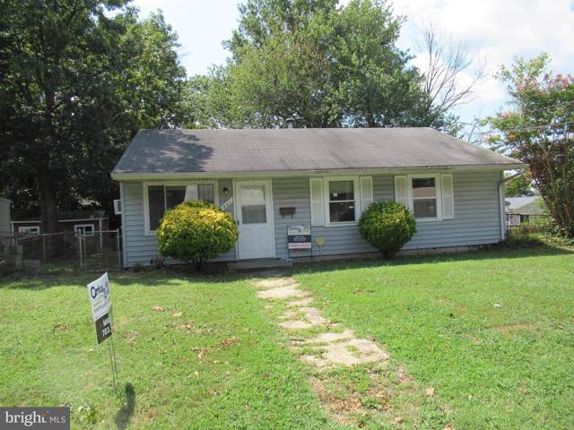 1201 Westfield Drive, OXON HILL, MD 20745 (#MDPG540872) :: Corner House Realty