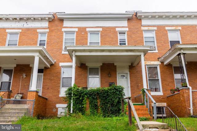 1807 E 32ND Street, BALTIMORE, MD 21218 (#MDBA481266) :: Advance Realty Bel Air, Inc