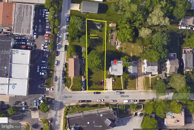 Rich Avenue, BALTIMORE, MD 21228 (#MDBC469718) :: Corner House Realty