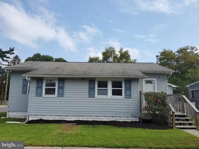 335 Jackson Avenue, PENNS GROVE, NJ 08069 (#NJSA135452) :: The Dailey Group