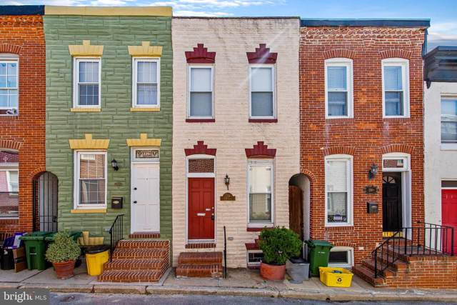 231 S Madeira Street, BALTIMORE, MD 21231 (#MDBA481294) :: SURE Sales Group