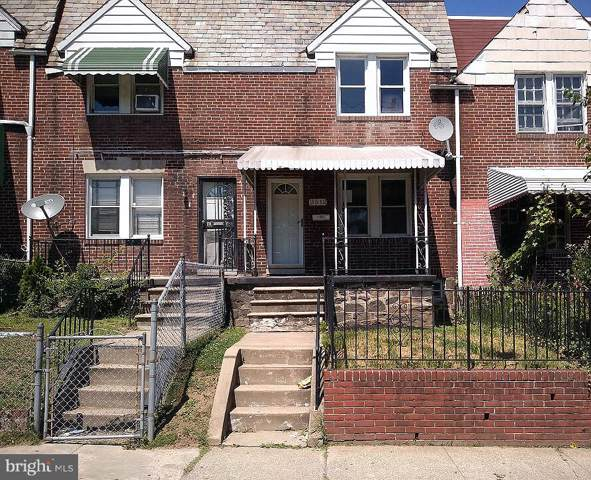 3512 W Caton Avenue, BALTIMORE, MD 21229 (#MDBA481300) :: The Licata Group/Keller Williams Realty