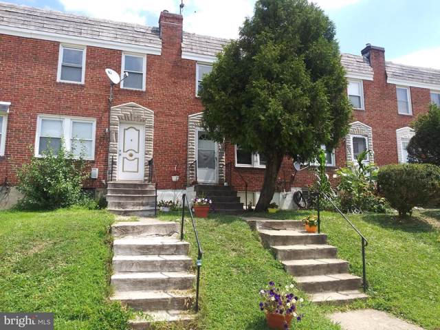 4108 Coleman Avenue, BALTIMORE, MD 21213 (#MDBA481302) :: Network Realty Group