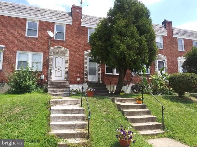 4108 Coleman Avenue, BALTIMORE, MD 21213 (#MDBA481302) :: Corner House Realty