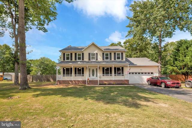 5225 Mcmanus Drive, FREDERICKSBURG, VA 22407 (#VASP215640) :: The Team Sordelet Realty Group