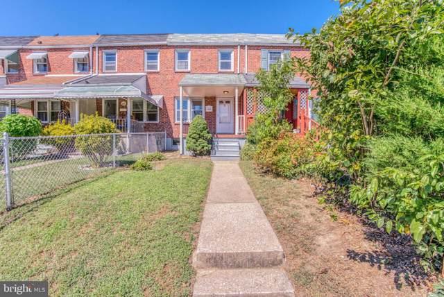 1466 Medfield Avenue, BALTIMORE, MD 21211 (#MDBA481304) :: Great Falls Great Homes