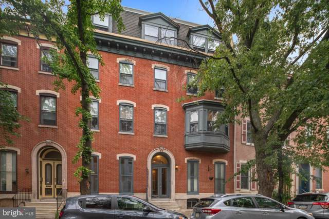 1929 Wallace Street 1B, PHILADELPHIA, PA 19130 (#PAPH827090) :: Blackwell Real Estate