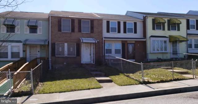 2643 S Paca Street, BALTIMORE, MD 21230 (#MDBA481324) :: Corner House Realty