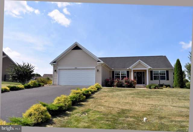 663 Franklin Square Drive, CHAMBERSBURG, PA 17201 (#PAFL167992) :: ExecuHome Realty