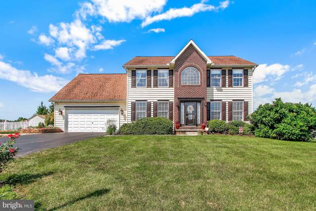 45 Marfield Circle, HANOVER, PA 17331 (#PAYK123720) :: Teampete Realty Services, Inc