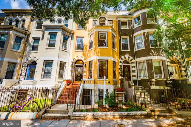 61 Rhode Island Avenue NW, WASHINGTON, DC 20001 (#DCDC439482) :: The Licata Group/Keller Williams Realty