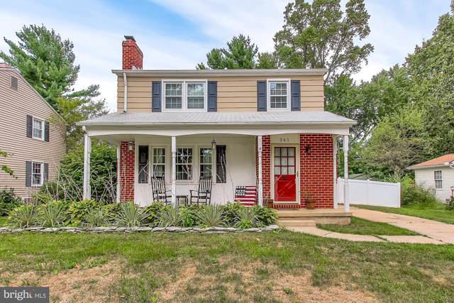 341 Princeton Lane, BEL AIR, MD 21014 (#MDHR237810) :: The Licata Group/Keller Williams Realty