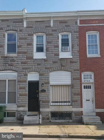 3705 Mount Pleasant Avenue, BALTIMORE, MD 21224 (#MDBA481364) :: The Licata Group/Keller Williams Realty