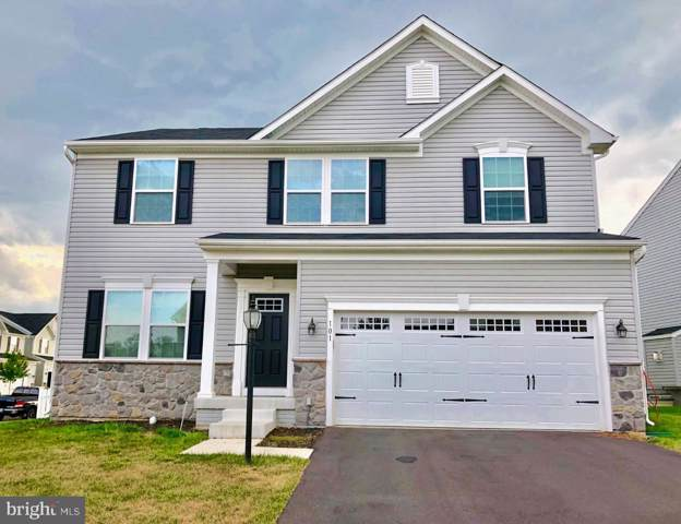 101 Rooftop Court, STEPHENSON, VA 22656 (#VAFV152682) :: Cristina Dougherty & Associates
