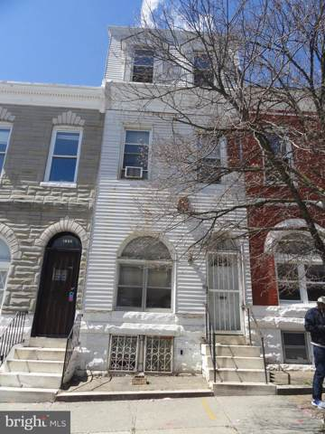 1808 Rutland Avenue, BALTIMORE, MD 21213 (#MDBA481378) :: Arlington Realty, Inc.