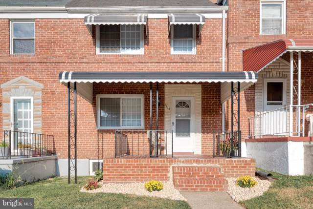 1112 Lyndhurst Street, BALTIMORE, MD 21229 (#MDBA481380) :: Arlington Realty, Inc.