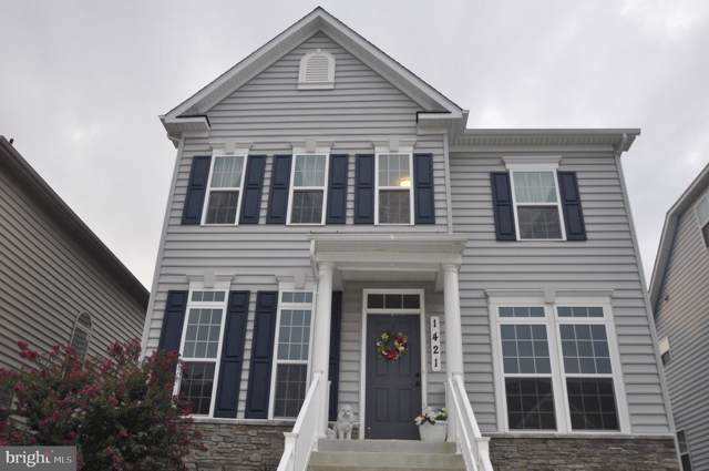 1421 Village Green Way, BRUNSWICK, MD 21716 (#MDFR252312) :: Charis Realty Group