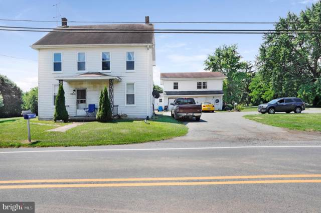 17813 Broadfording Road, HAGERSTOWN, MD 21740 (#MDWA167340) :: The Miller Team