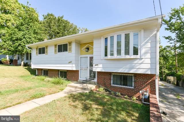 4856 Brooks Street NE, WASHINGTON, DC 20019 (#DCDC439524) :: John Smith Real Estate Group