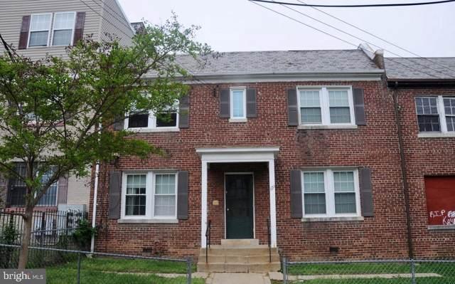 1605 17TH Street SE, WASHINGTON, DC 20020 (#DCDC439526) :: Advance Realty Bel Air, Inc