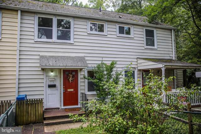6-P Plateau Place, GREENBELT, MD 20770 (#MDPG540980) :: ExecuHome Realty
