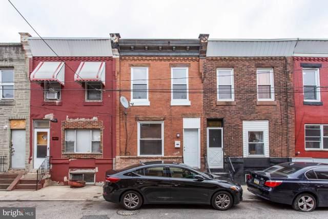 1929 S Bonsall Street, PHILADELPHIA, PA 19145 (#PAPH827238) :: Jim Bass Group of Real Estate Teams, LLC