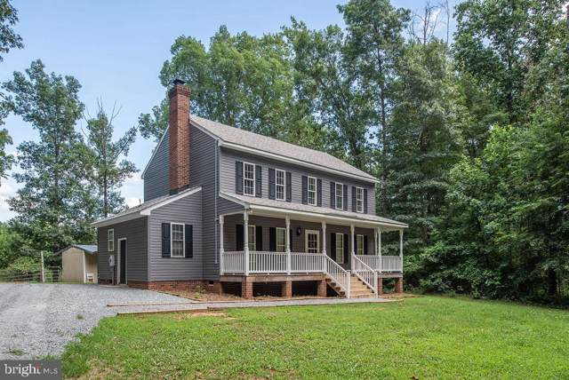 2360 Old Apple Grove Road, MINERAL, VA 23117 (#VALA119766) :: Keller Williams Pat Hiban Real Estate Group