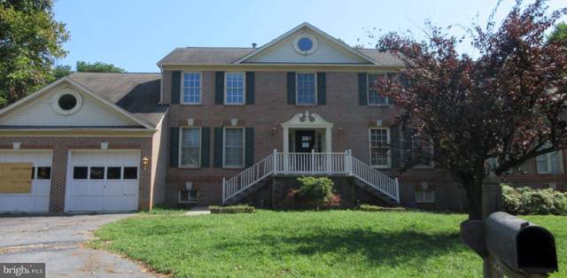 6135 Fieldcrest Court, FREDERICK, MD 21701 (#MDFR252350) :: Charis Realty Group