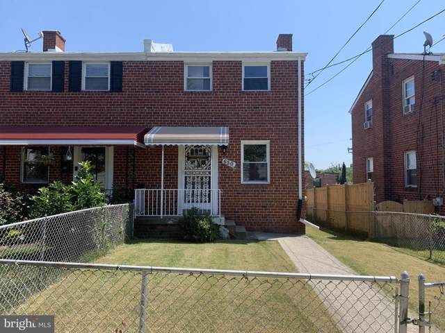 650 Chaplin Street SE, WASHINGTON, DC 20019 (#DCDC439568) :: The Maryland Group of Long & Foster Real Estate