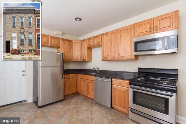 2310 E Fayette Street, BALTIMORE, MD 21224 (#MDBA481450) :: Advance Realty Bel Air, Inc
