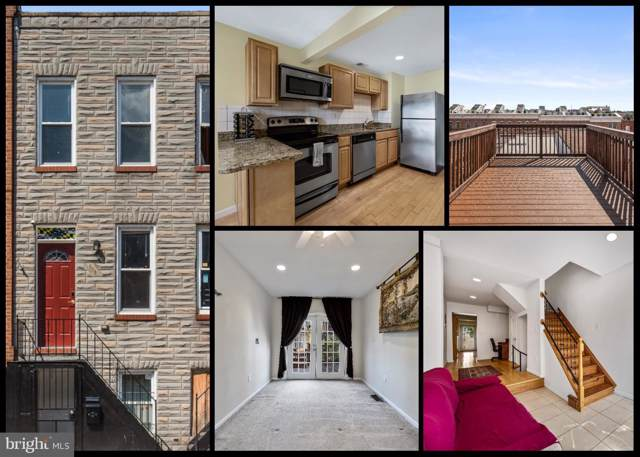 618 S Luzerne Avenue, BALTIMORE, MD 21224 (#MDBA481458) :: The Licata Group/Keller Williams Realty